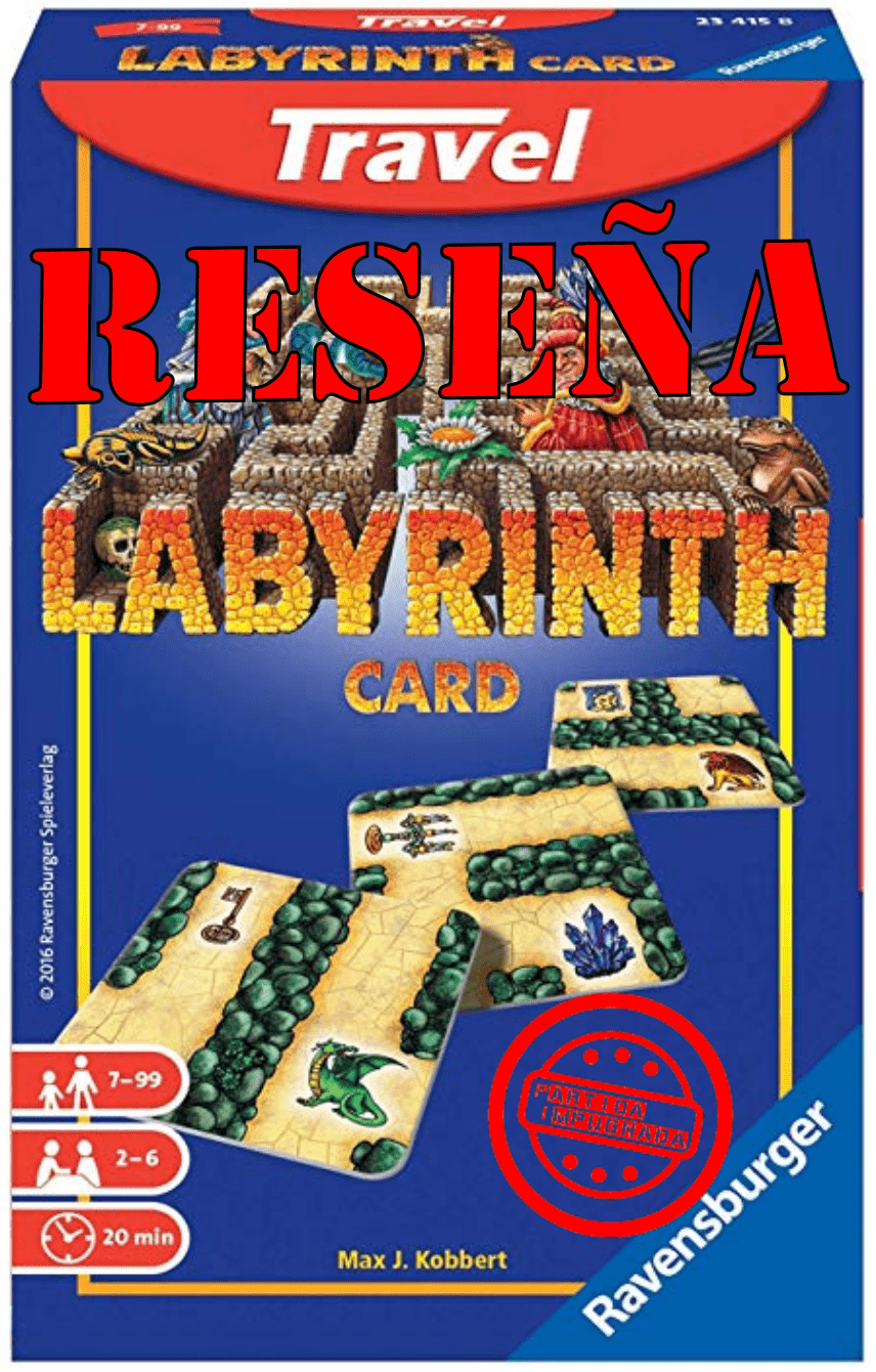 Labyrinth Card
