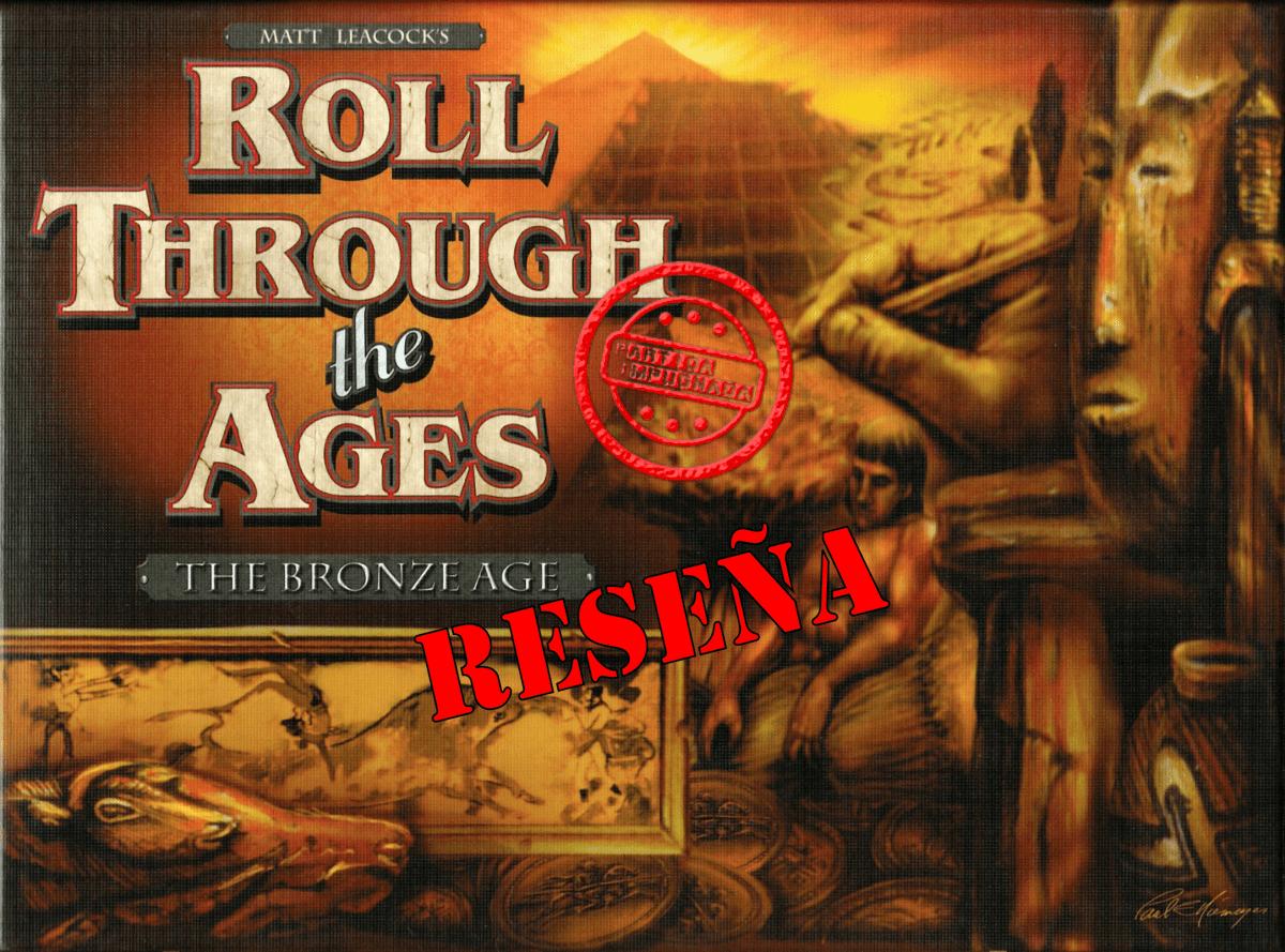 Portada de Roll Through the ages