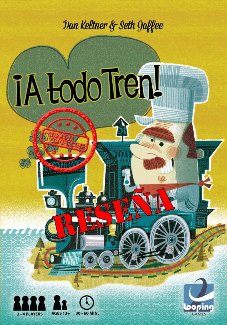 ¡A todo tren!