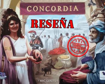 Reseña de Concordia