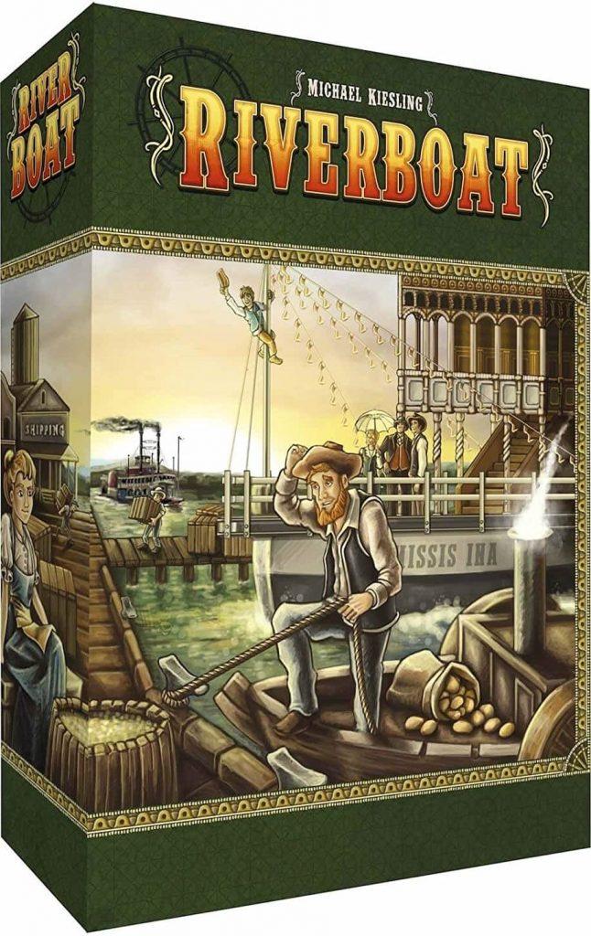 Caja de Riverboat
