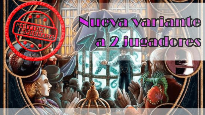 Carnaval de monstruos [Tutorial y variantes]