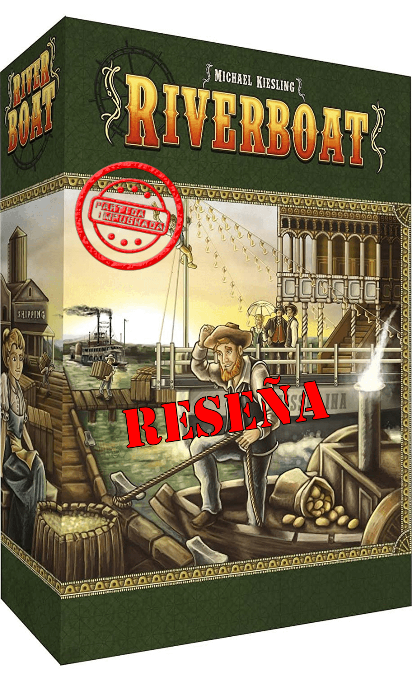 Reseña de Riverboat