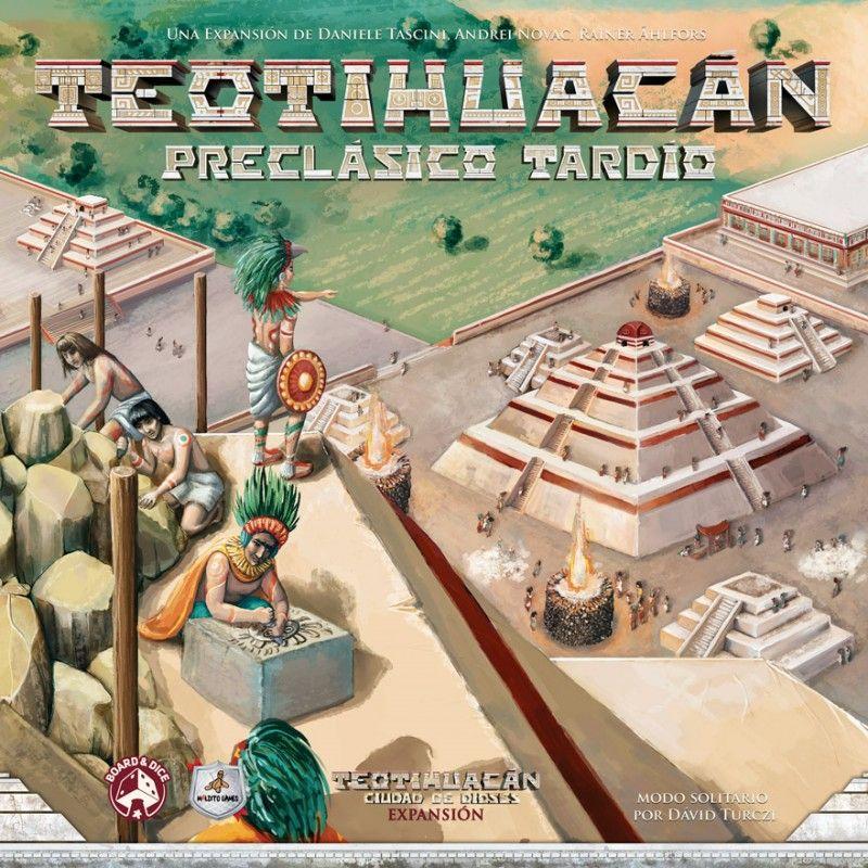 """Portada de """"Teotihuacán: Preclásico tardío"""""""