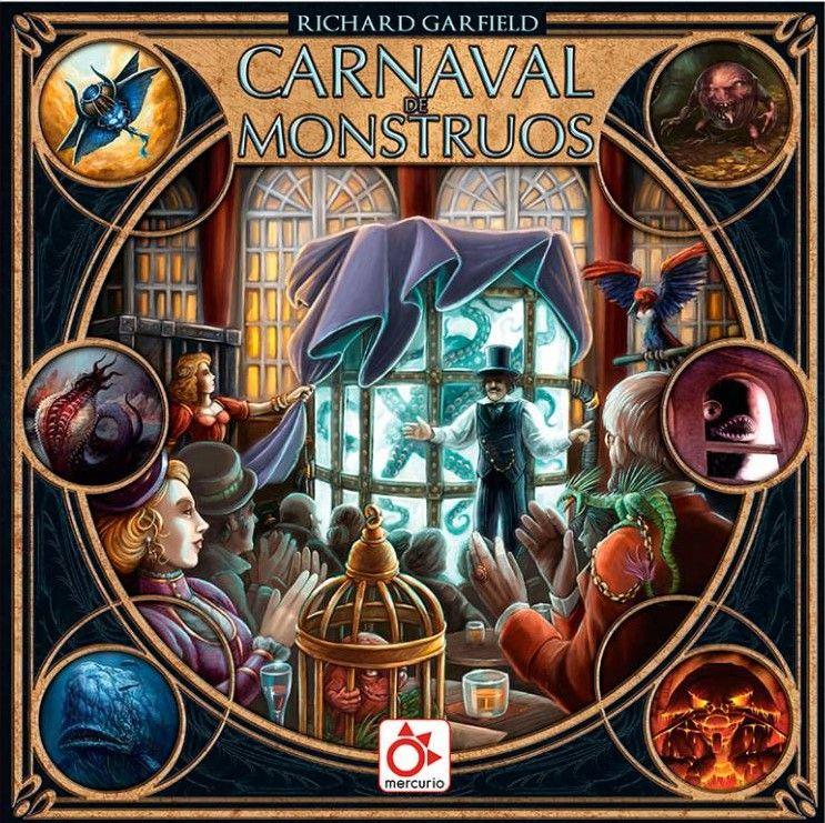 Portada de Carnaval de monstruos