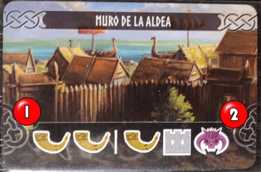 Muro de la aldea