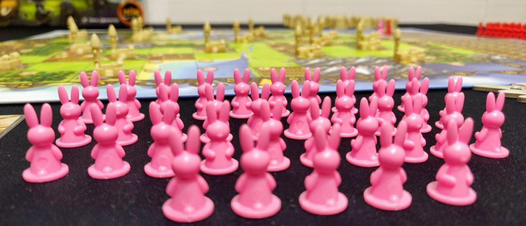 Conejitos de Bunny Kingdom