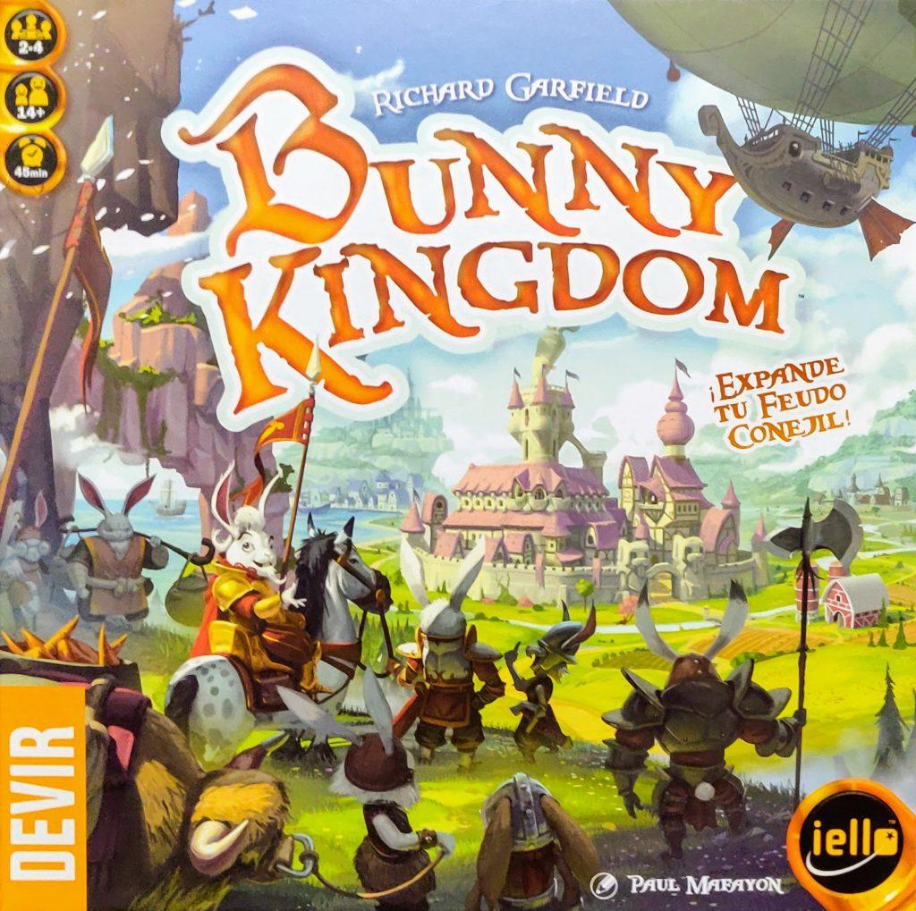 Portada de Bunny Kingdom