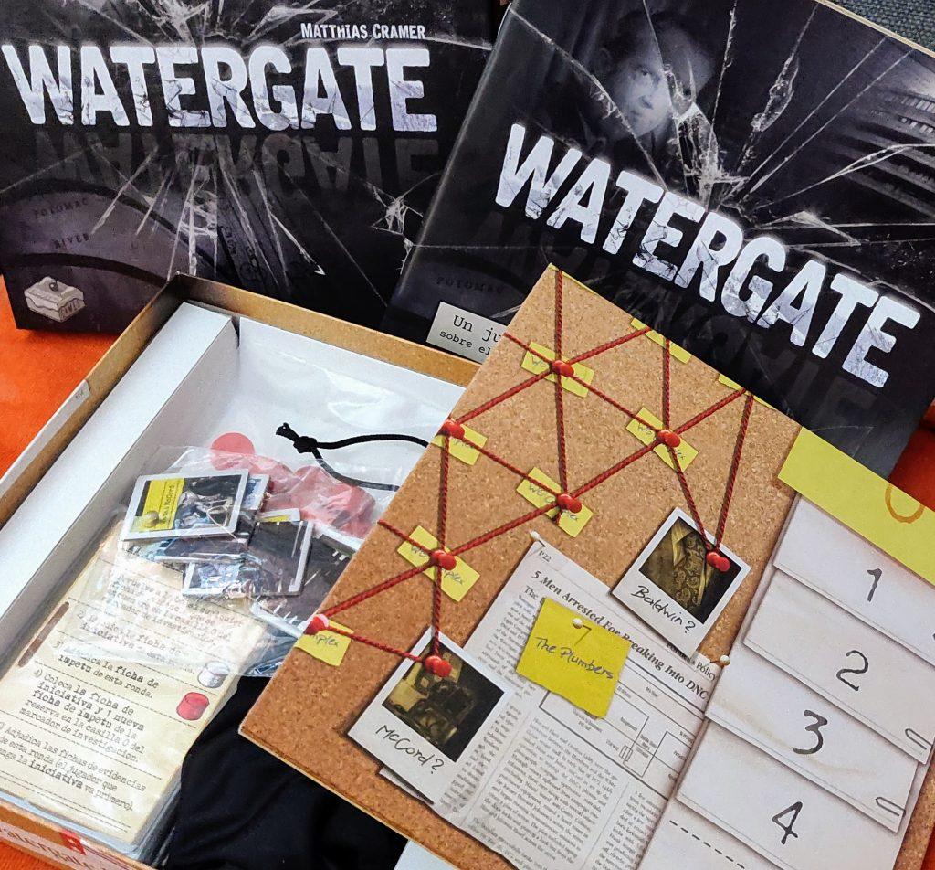 Contenido de Watergate