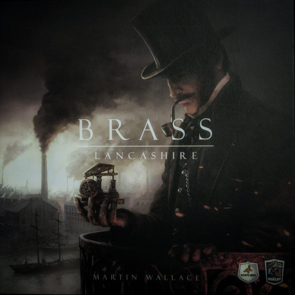 Portada de Brass: Lancashire