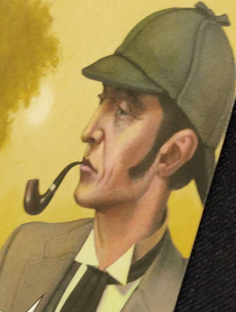Careto de Sherlock Holmes