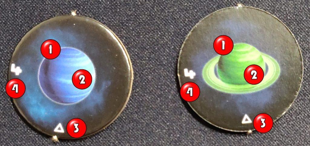 Explicación planetas gaseosos
