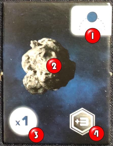 Explicación de objetivos estelares