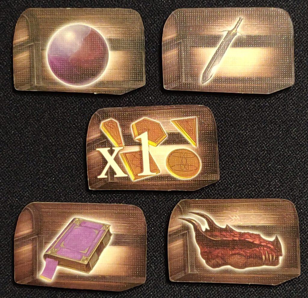 Recompensas del Kingdom Defenders