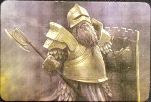 Loseta de héroe de Kingdom Defenders