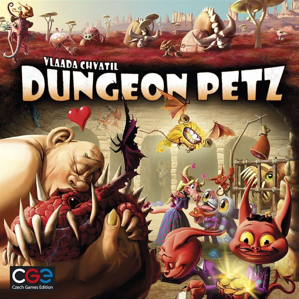 Portada de Dungeon Petz