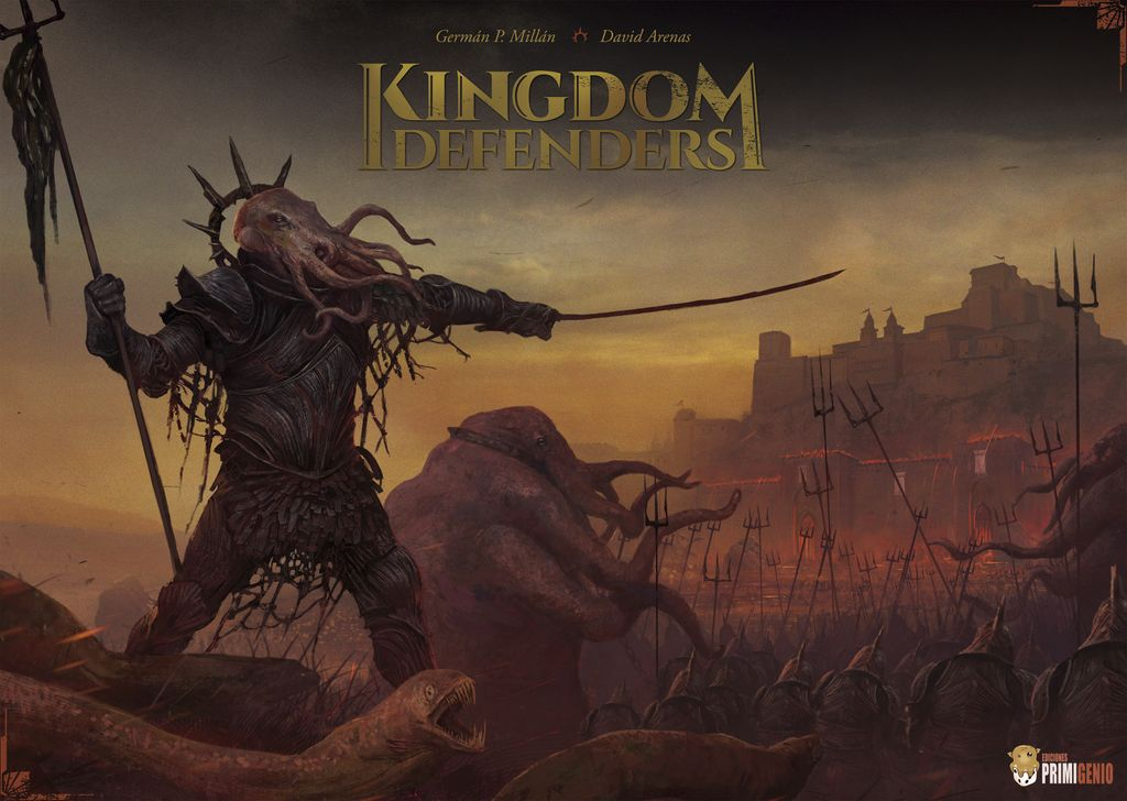 Portada de Kingdom Defenders