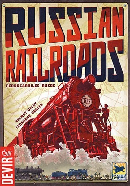 Portada de Russian Railroads