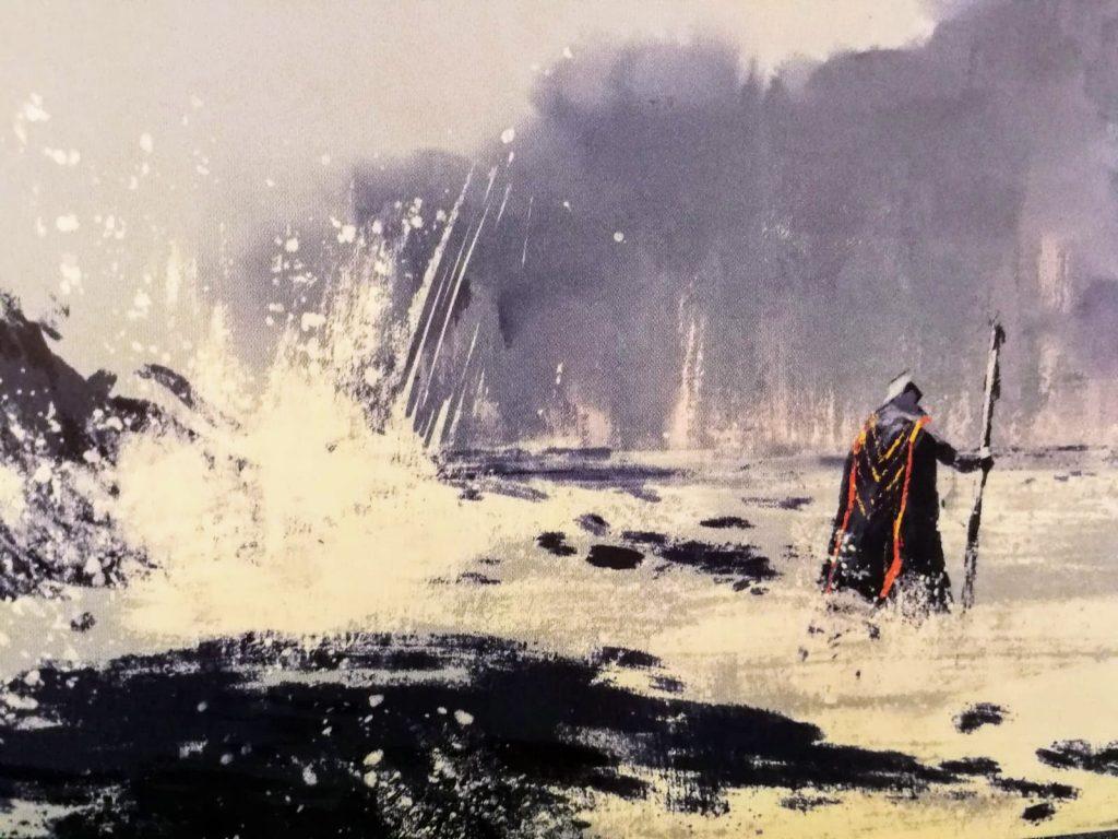 Imagen de un apantalla de The Chronicles of Run