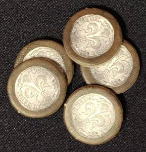 Monedas de Intrigo