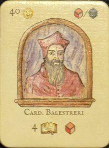 Cardenal de De Vulgari Eloquentia