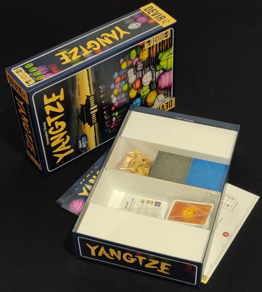 Contenido de Yangtze