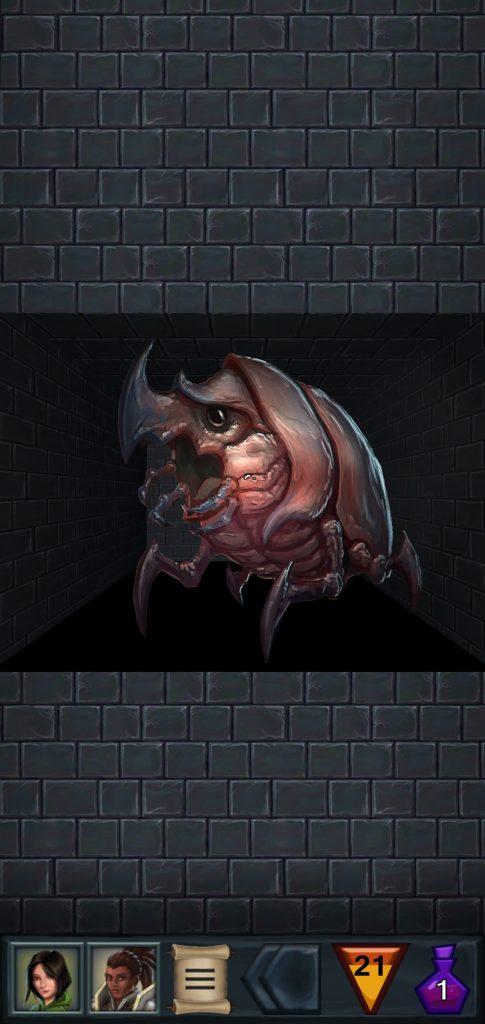 Monstruo de One Deck Dungeon