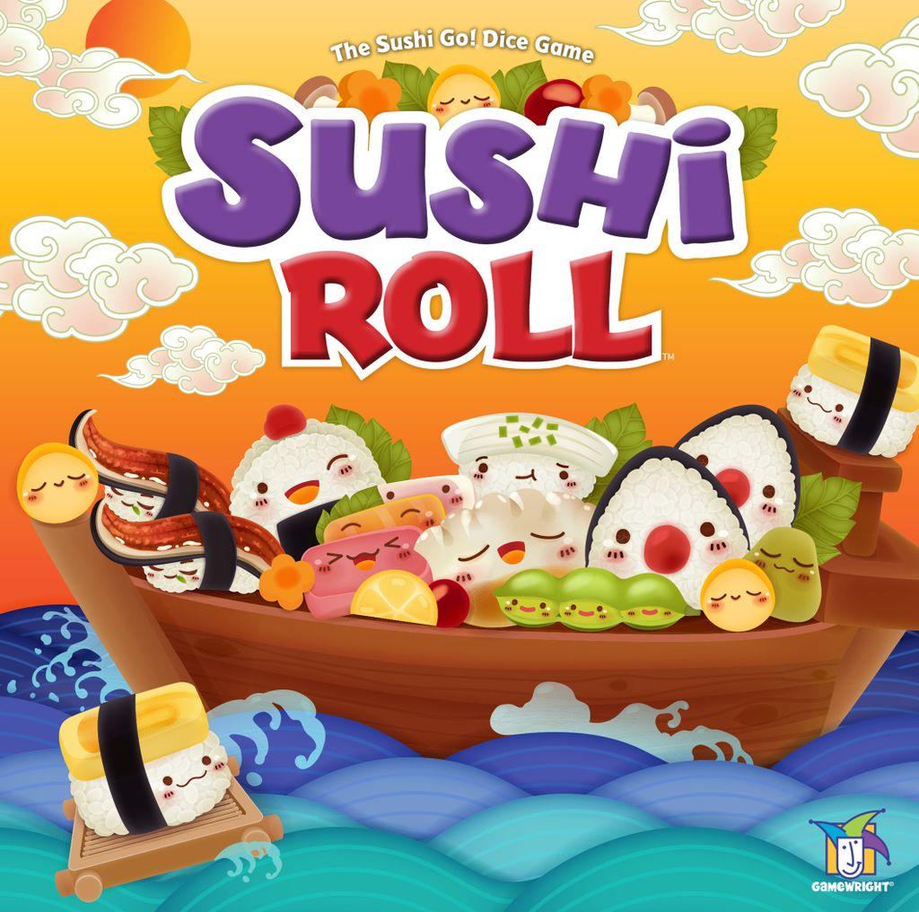 Portada de Sushi Roll