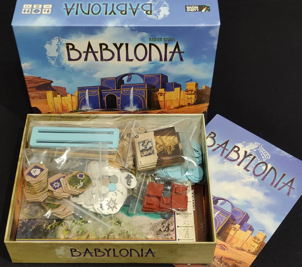 Contenido de Babylonia