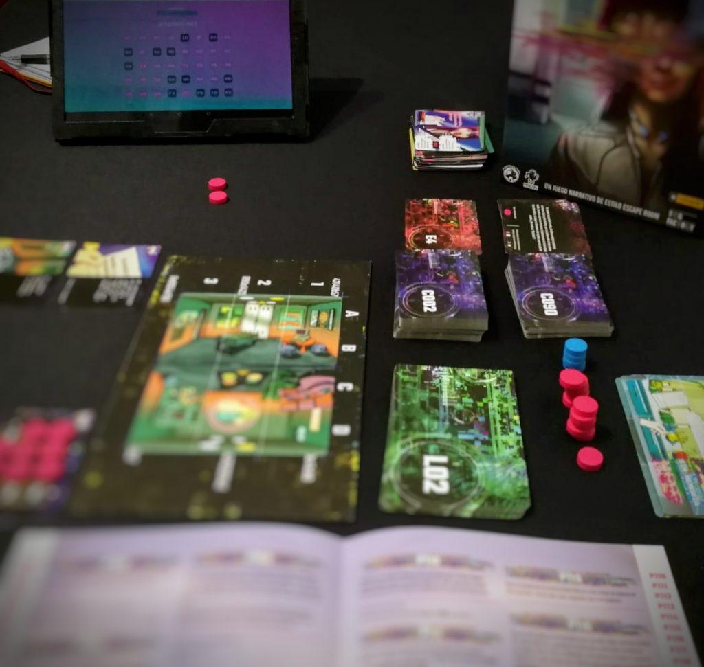 Jugando a Escape Tales: Sin Memoria