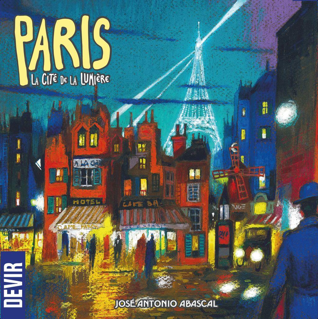 Portada de Paris: La Cité de la Lumière