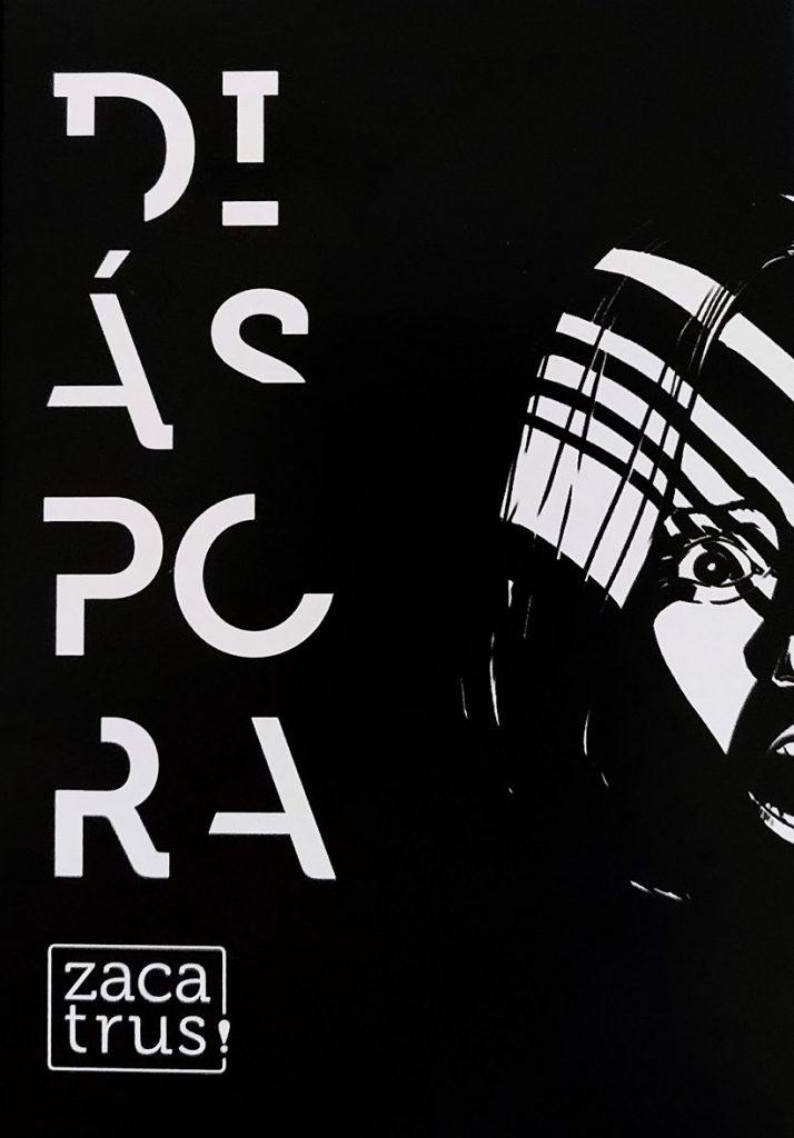 Portada de Diáspora