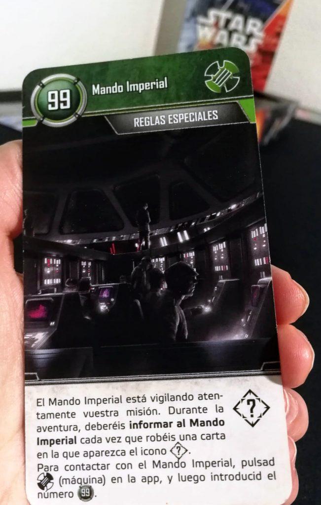Máquina de Star Wars: Escape Games
