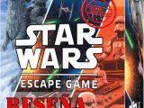 Reseña de Star Wars: Escape Game