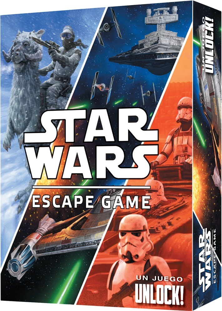 Portada de Star Wars: Escape Game