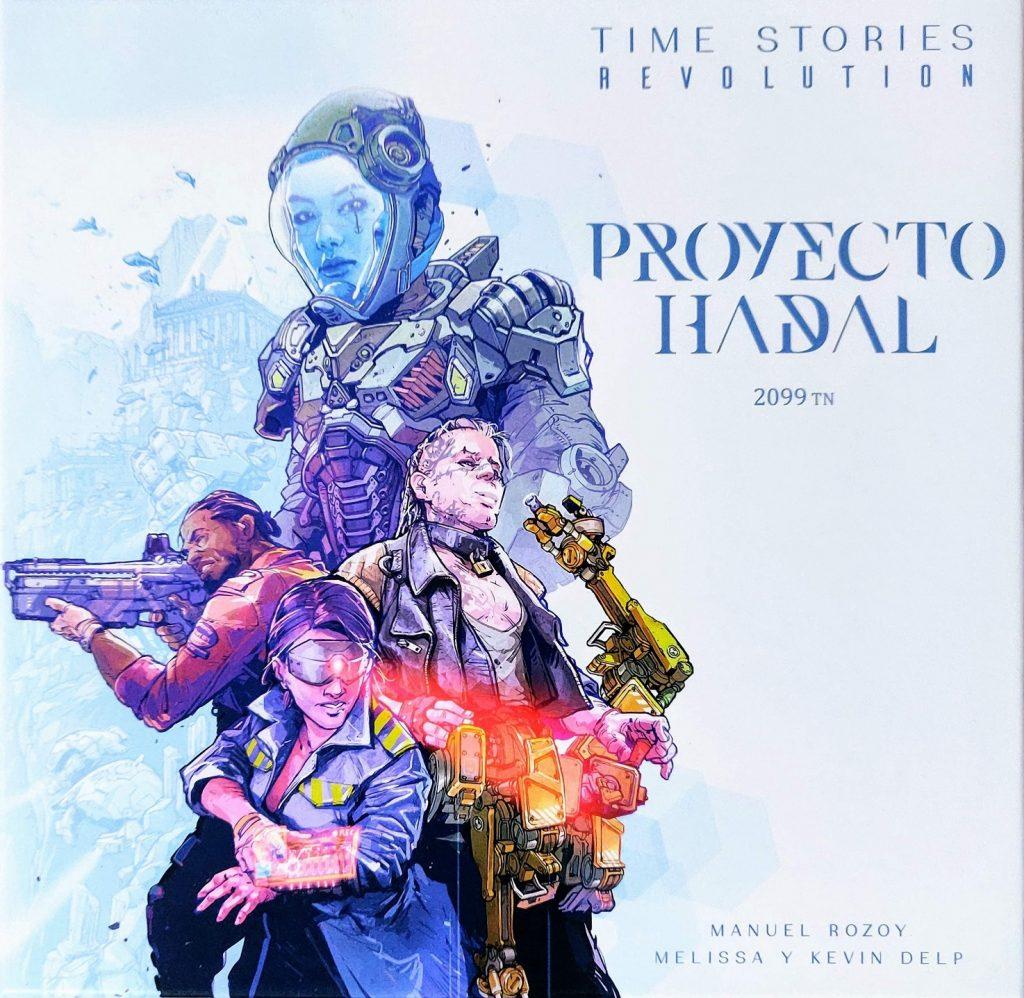 Portada de Time Stories Revolution: Proyecto Hadal