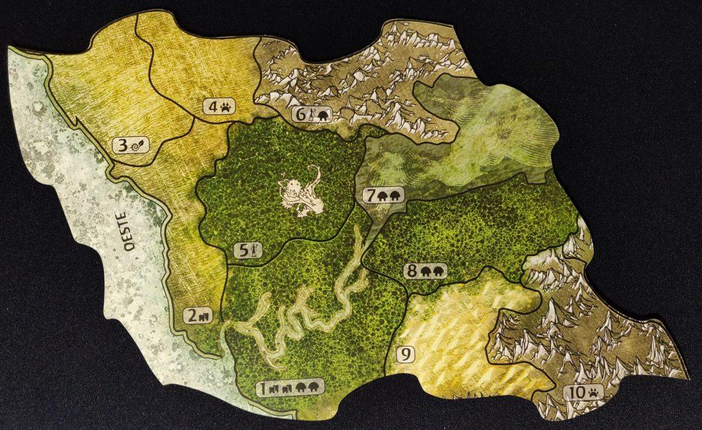 Territorio realista de Spirit Island
