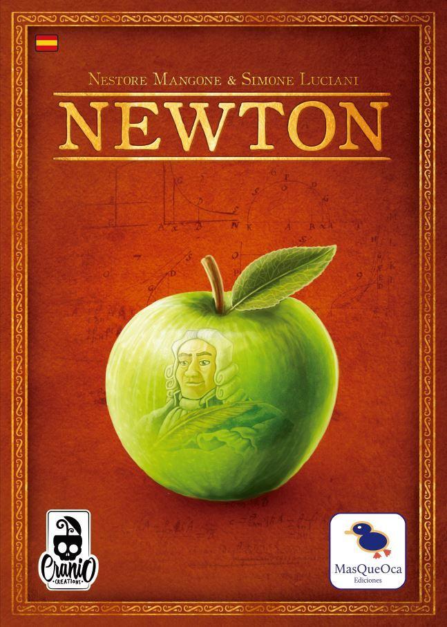Portada de Newton