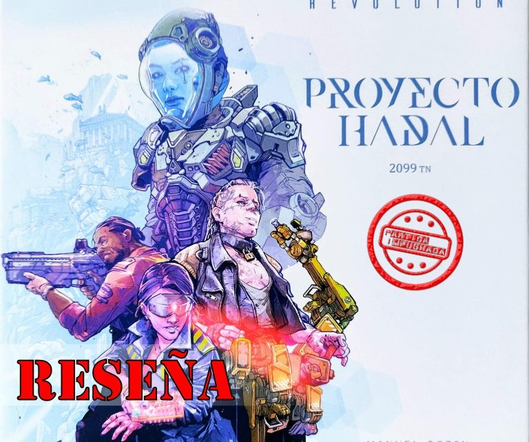 TIME Stories Revolution: Proyecto Hadal