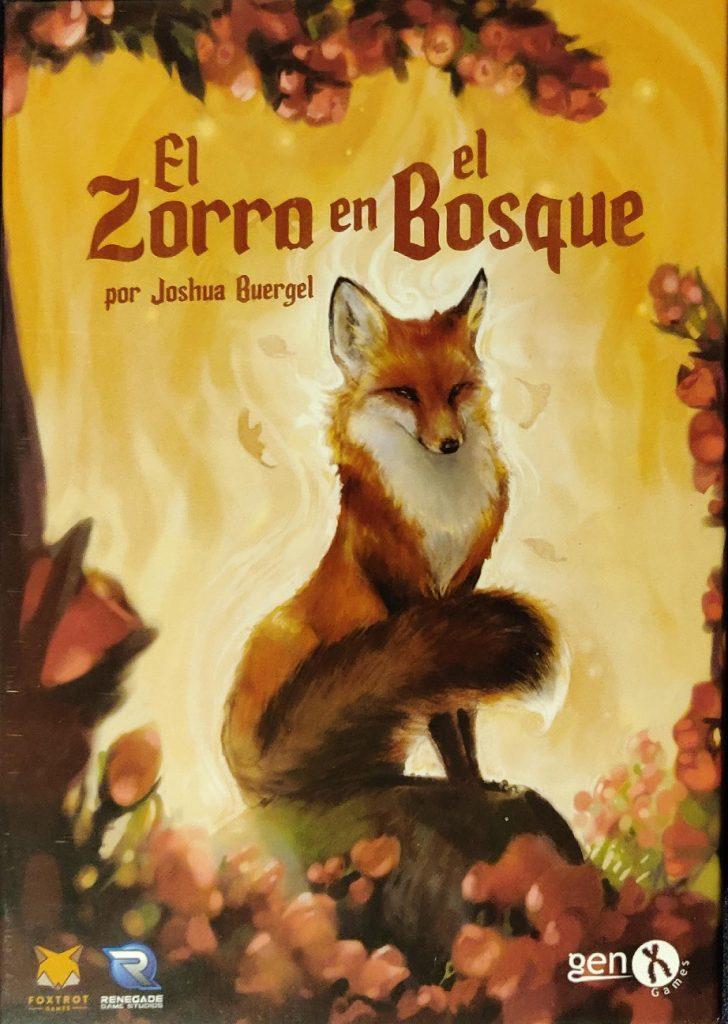 Portada de El Zorro en el Bosque